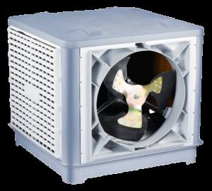 Rafraichsseur climatisation adiabatique canalisable